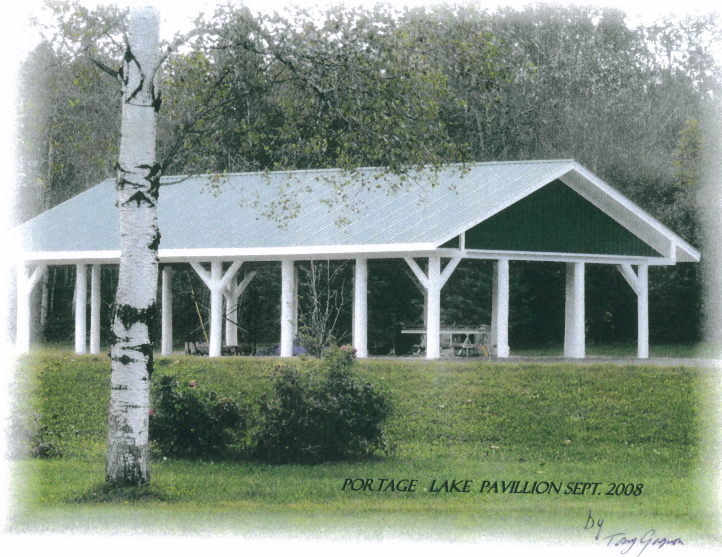 Town of Portage Pavillion